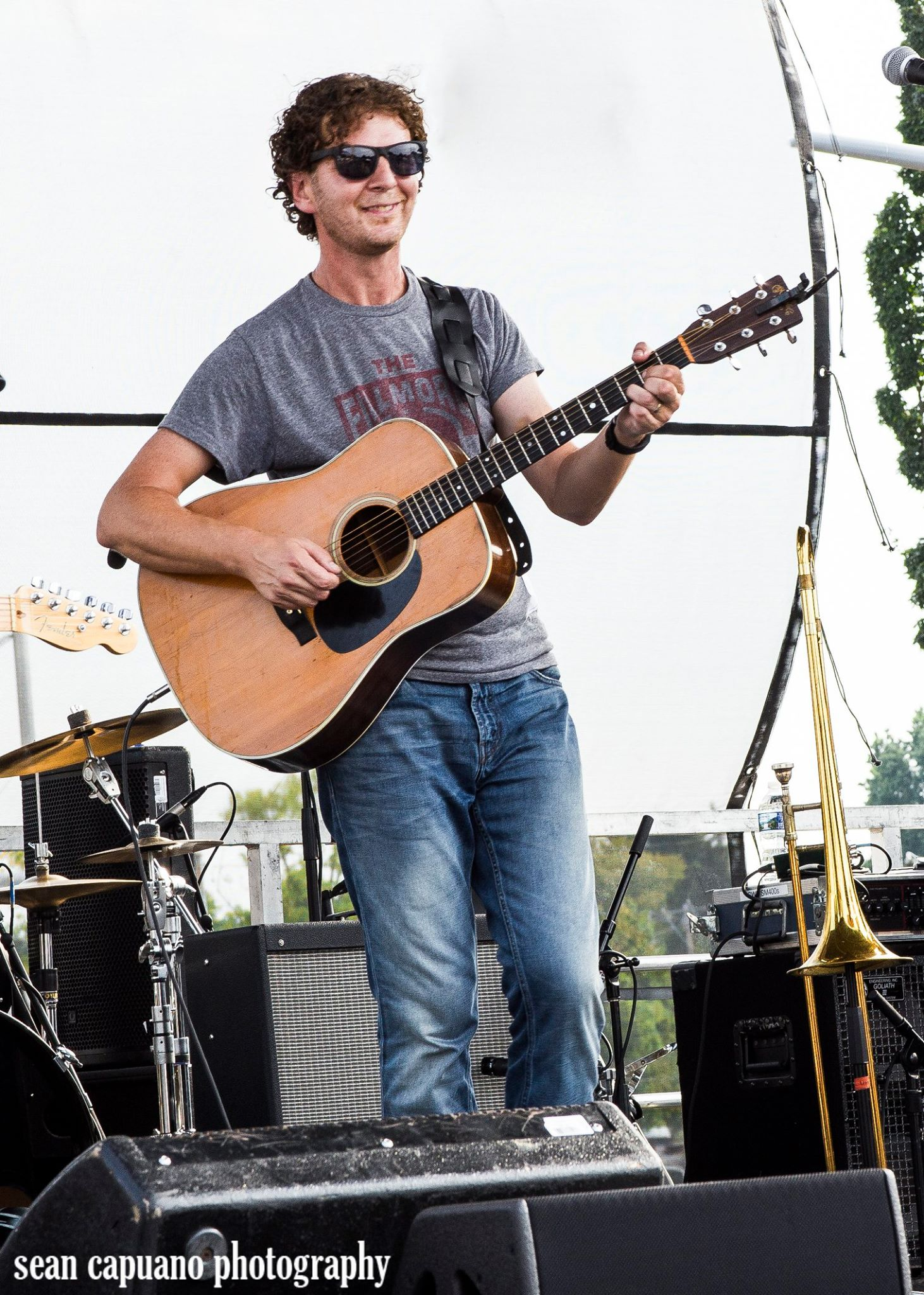 John Byrne at the Haverford Music Festival